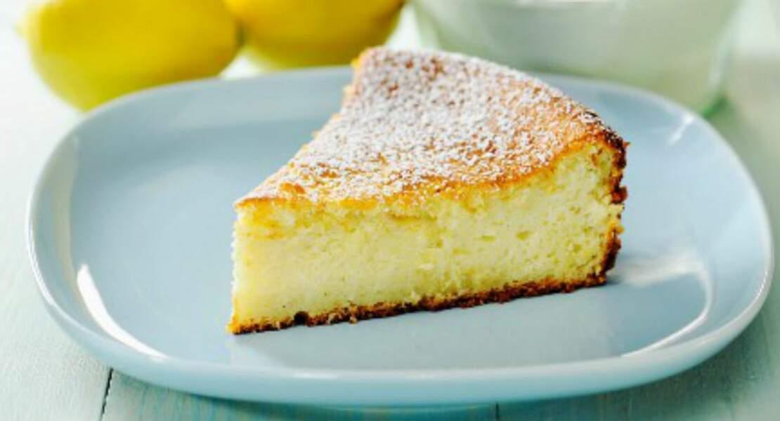 Gâteau à la ricotta facile et rapide