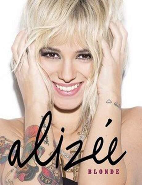 Le nouveau blond d'Alizée