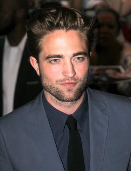 La barbe de Robert Pattinson