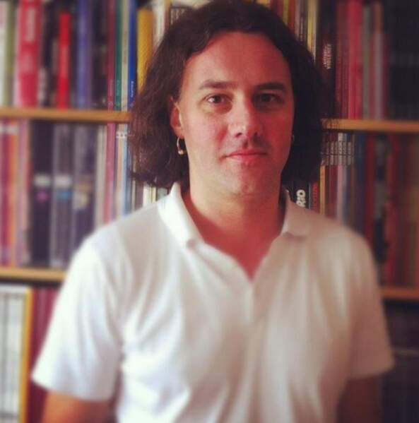 Guillaume B. Decherf, 43 ans