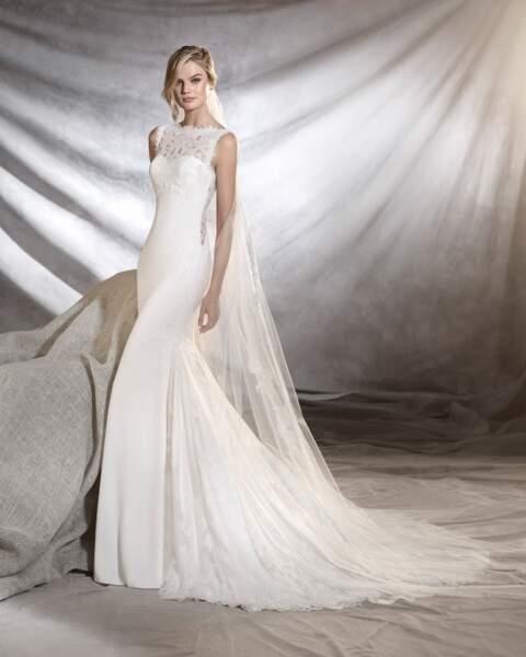 Robe de mariée Pronovias : Oreste