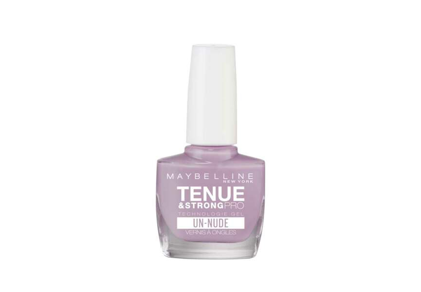 Le Vernis Tenue & strong Un-Nude 901 Visionary Maybelline