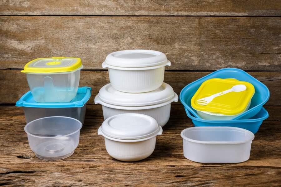 Utiliser des contenants en plastique au micro-ondes