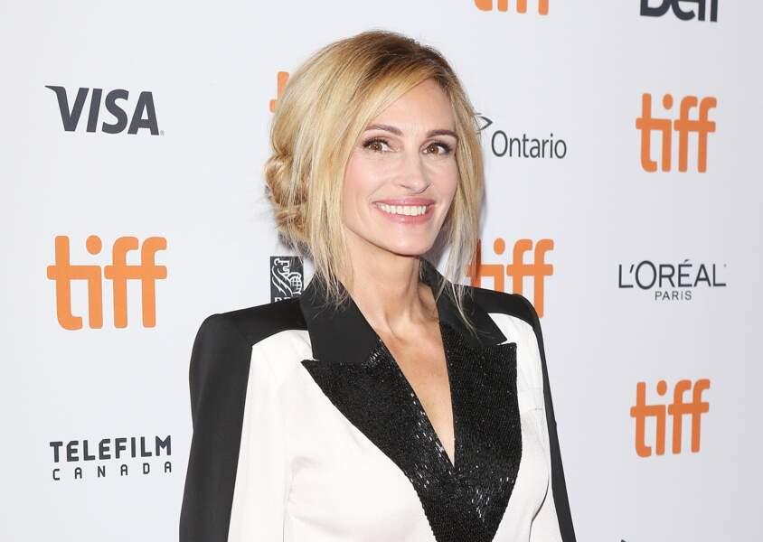 Julia Roberts au festival du film de Toronto en septembre 2018