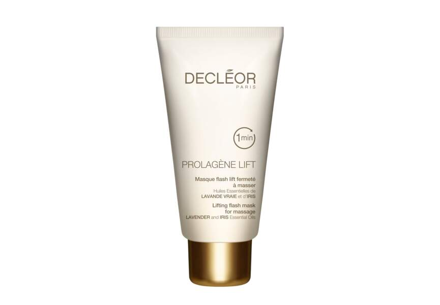 Le Masque Flash Lift fermeté Decléor
