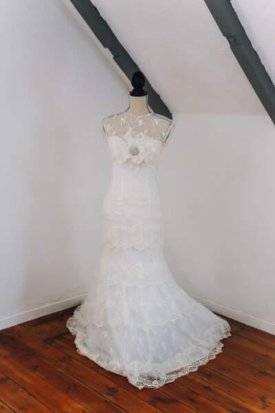 """""""La"""" robe de mariée"""