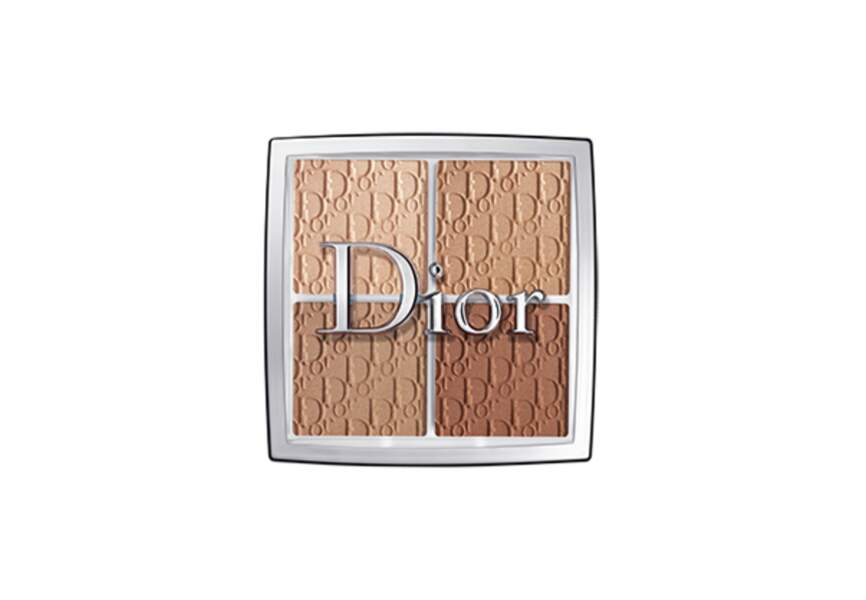 La Glow Face Palette Dior Backstage