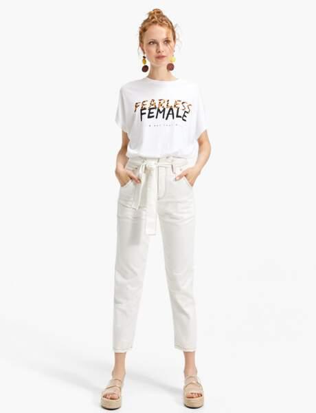 Tendance slogan : féministe