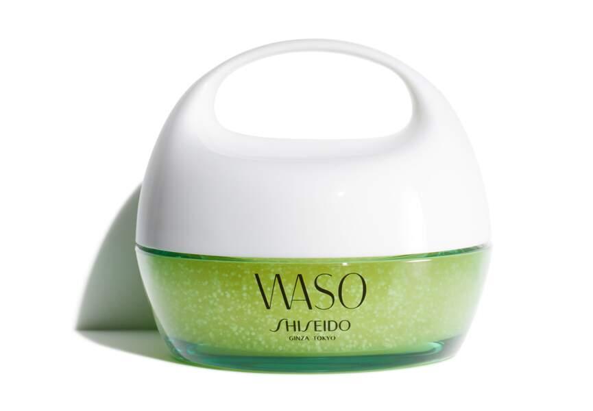Le masque de nuit Peau reposée Waso Shiseido