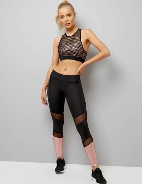 Tenue de sport : sexy