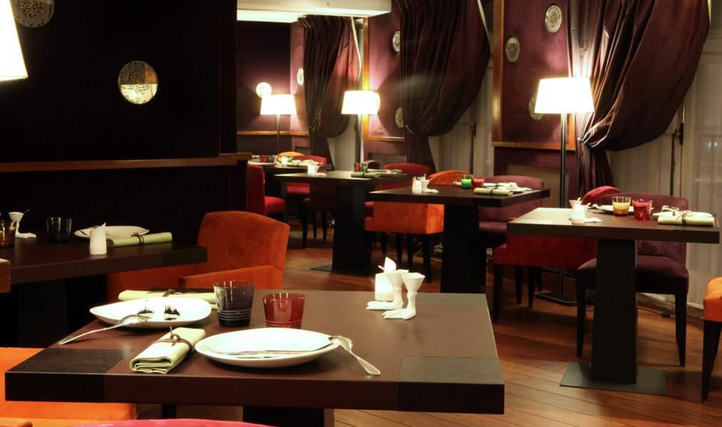 Restaurant d'Hélène Darroze