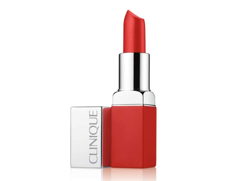 Le rouge à lèvres intense