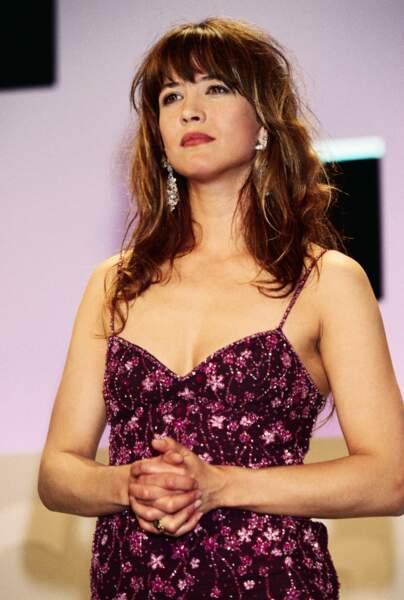 Sophie Marceau en 1995.