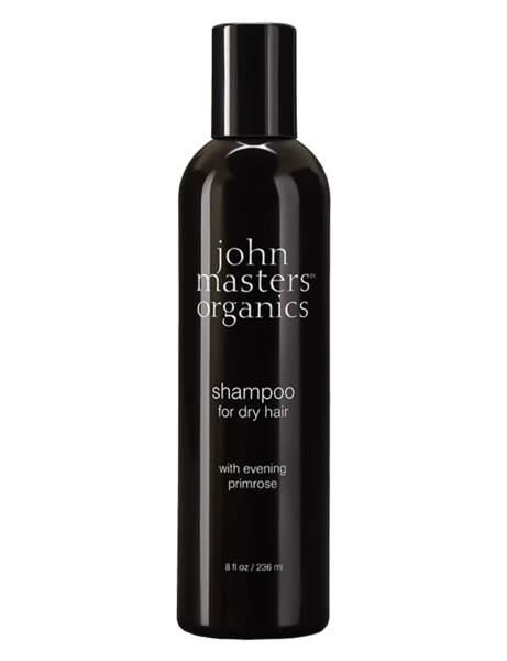 Shampooing à l'huile d'onagre John Masters Organics