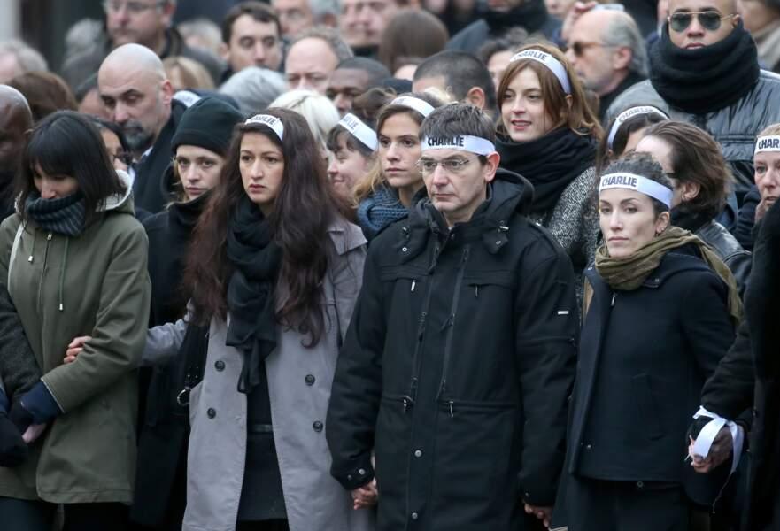 Les familles des victimes unies