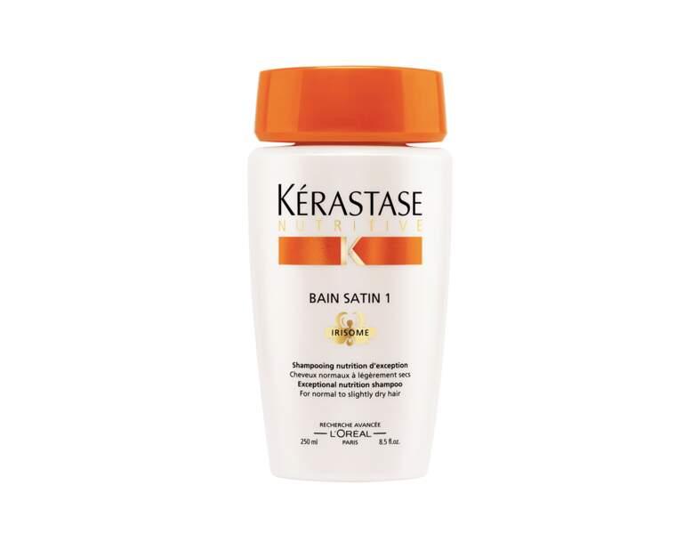 Le shampoing Bain Satin 1 Kérastase