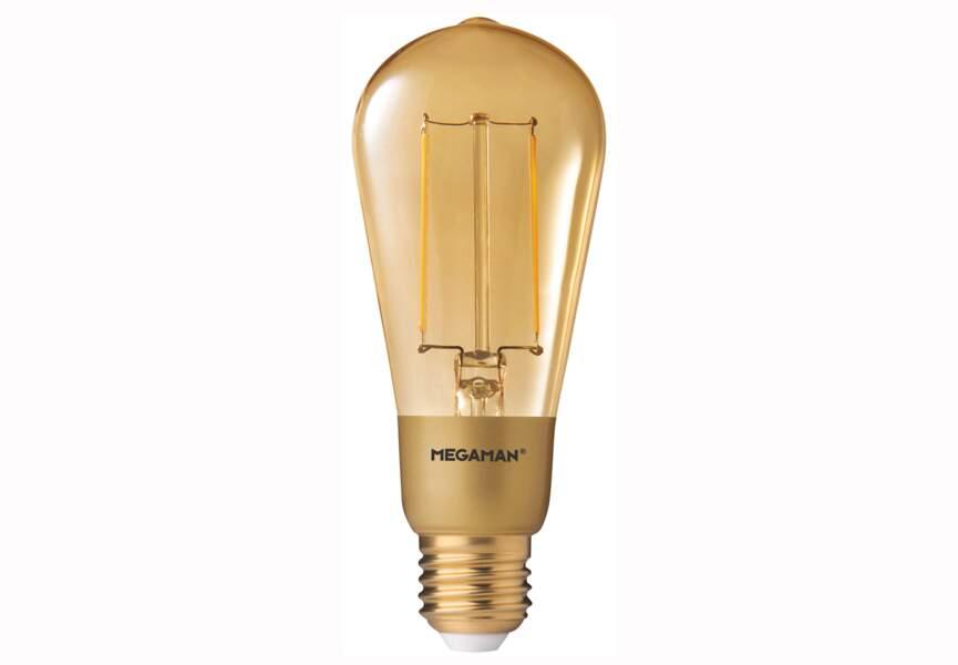 Quel LED choisir ? L'ampoule ambrée