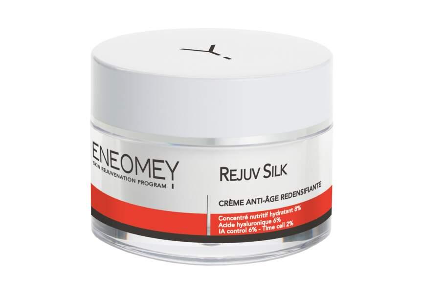La crème Rejuv Silk Eneomey