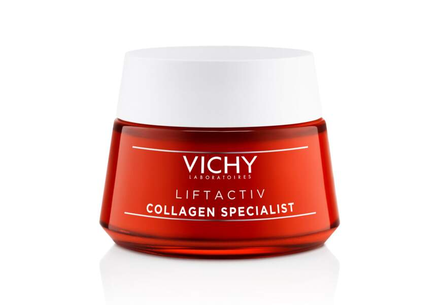 Le soin Collagen Specialist Liftactive Vichy