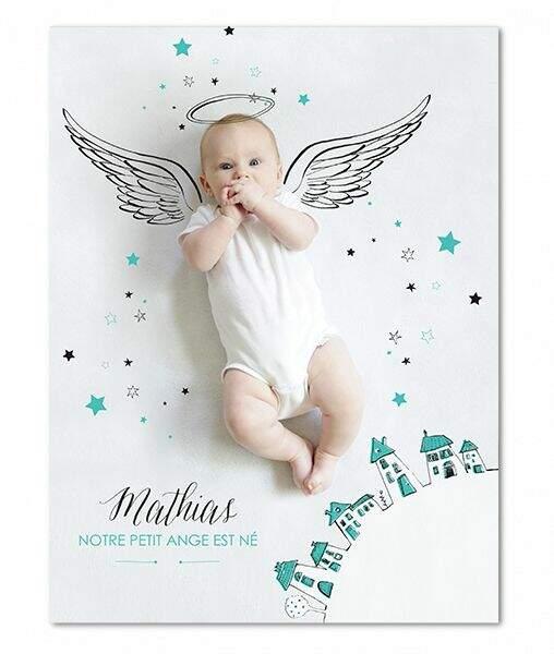 Un ange est né !
