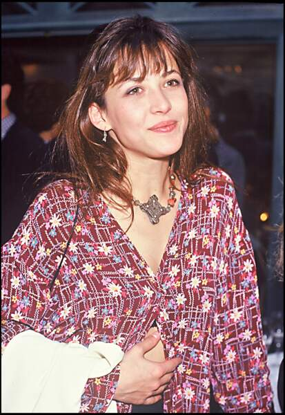 Sophie Marceau en 1993.