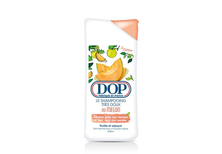 Le shampooing très doux au melon Dop