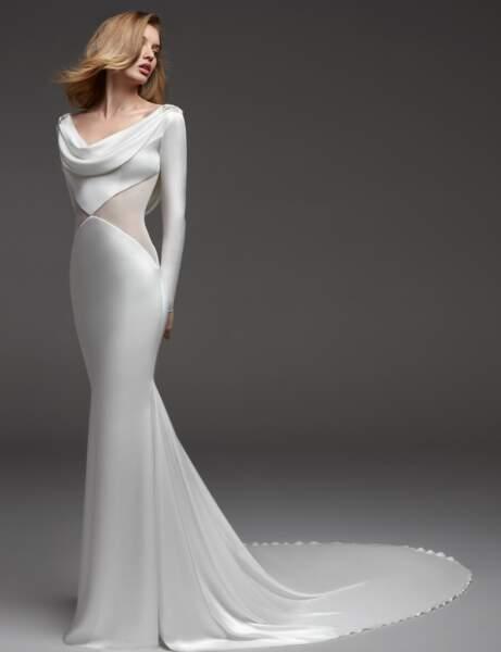 Robe de mariée Carmin