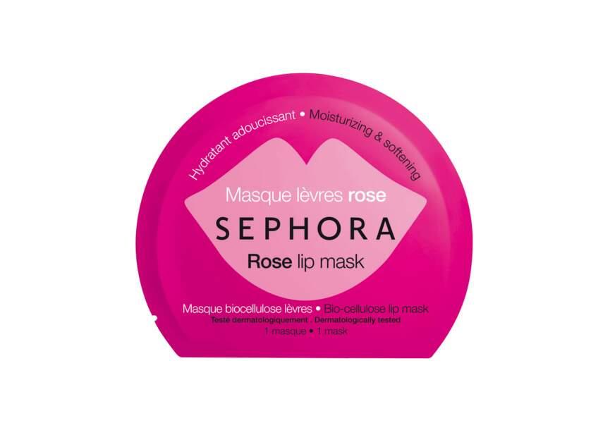 Le masque pour les lèvres Sephora