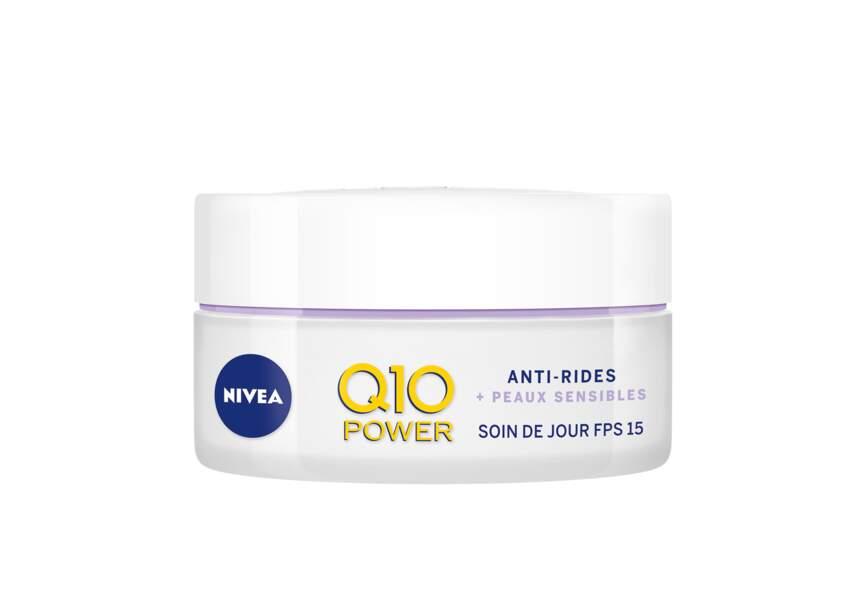 Le Soin de jour Q10 peaux sensibles Nivea