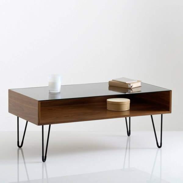 Table basse en bois La Redoute