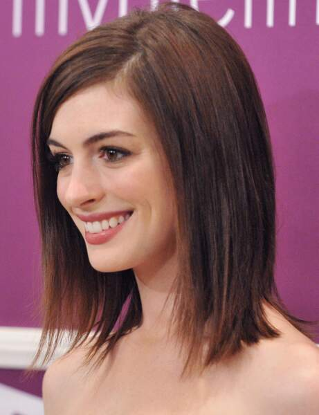 Anne Hathaway après sa rupture