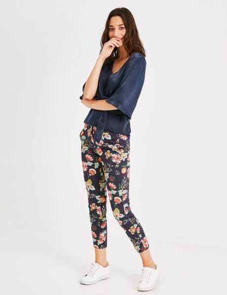 Pantalon : champêtre