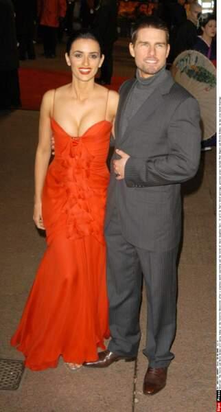 Tom Cruise, Penelope Cruz, 2001-2004