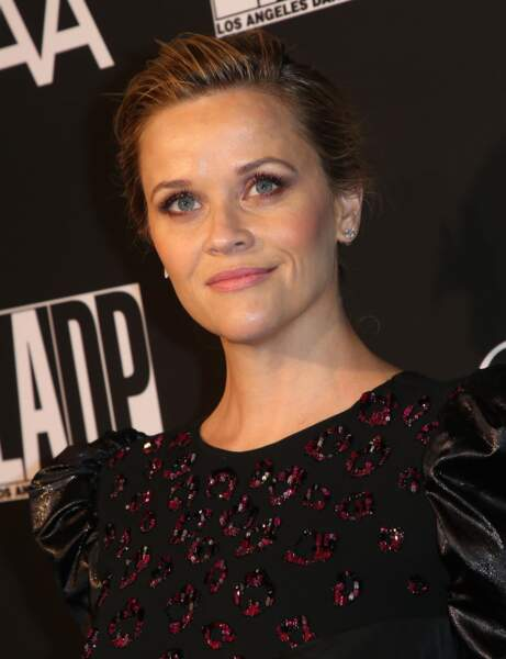 Sa mère, l'actrice Reese Witherspoon