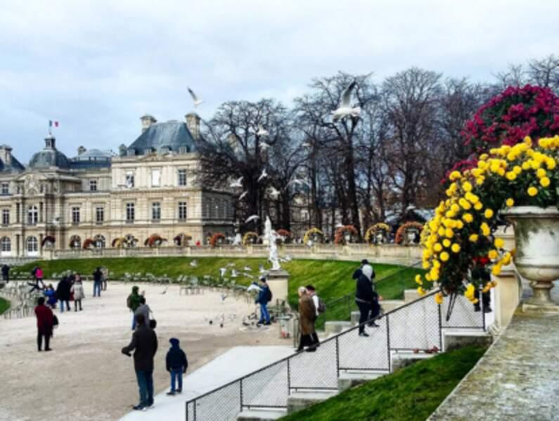12. Jardin du Luxembourg