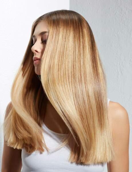 Le blond cuivré