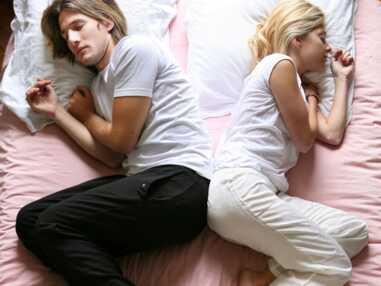 Les positions pour bien dormir à deux