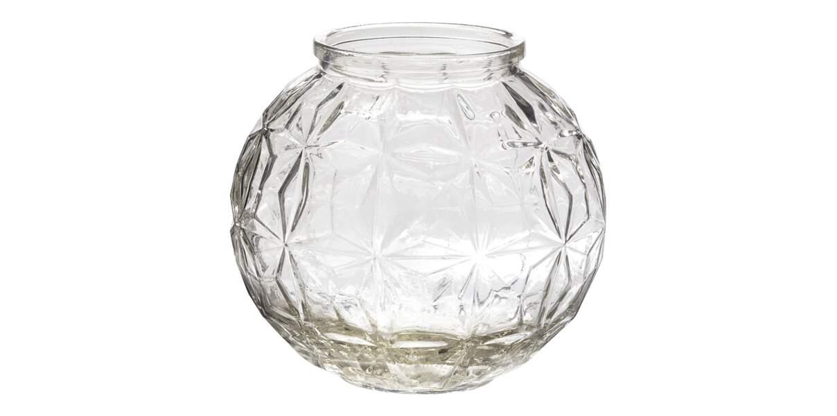 Vase en verre Alinéa