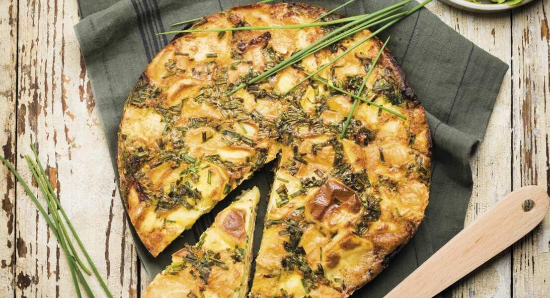 Tortilla savoyarde