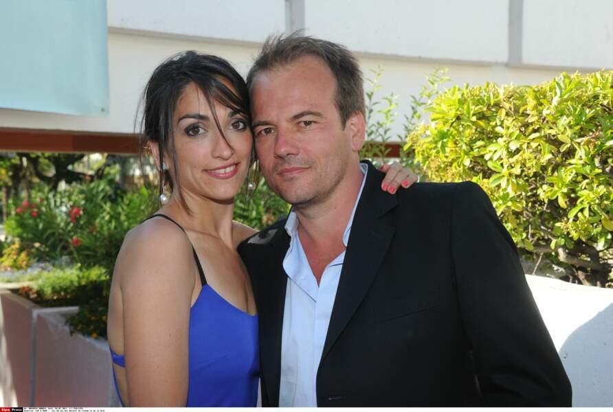 Stephane Hénon et sa femme Isabelle