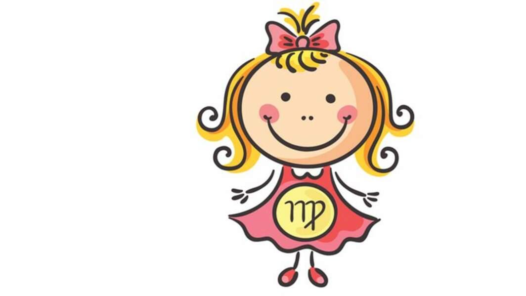 Horoscope du bébé Vierge : son profil astro par Marc Angel
