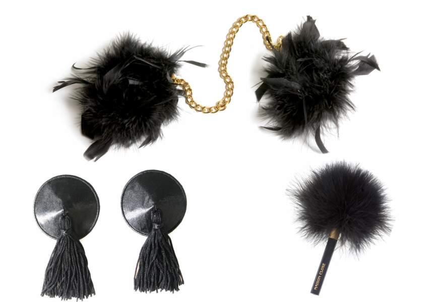 Accessoires burlesques pour soirée fantasque