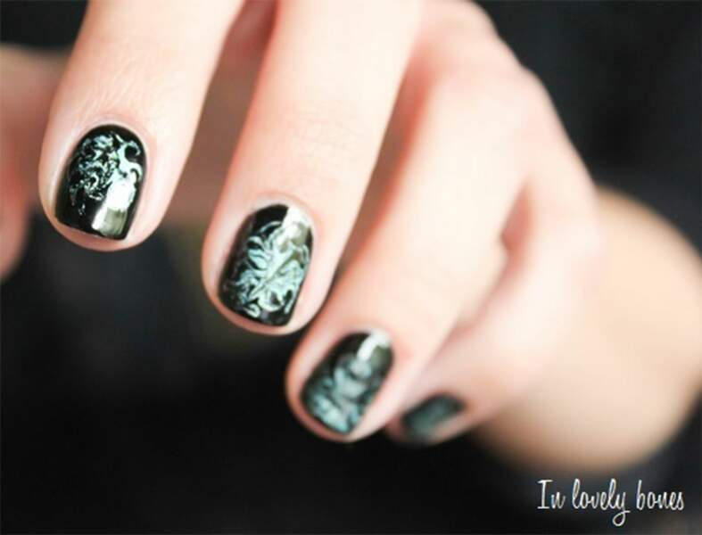 Le water marble au cure-dents