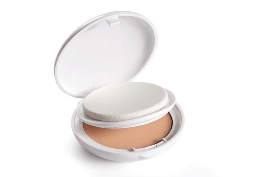 Crème d'eau compacte teintée SPF 30 d'Uriage