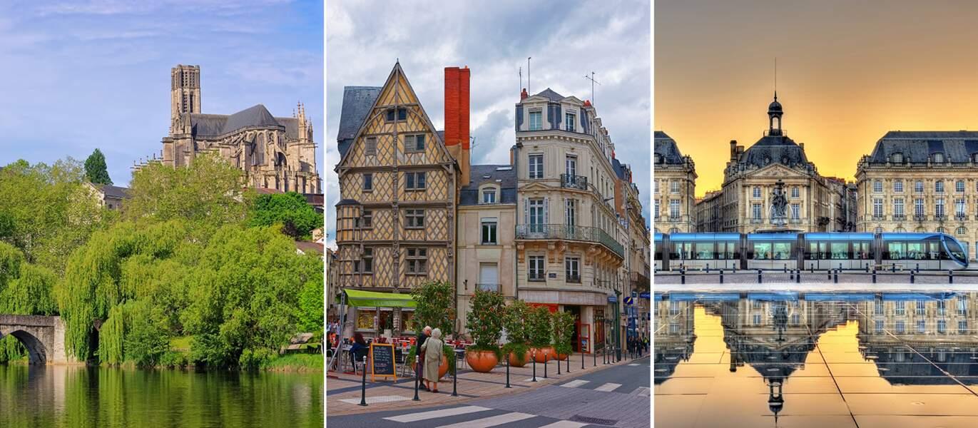 Un classement des villes les plus attrayantes