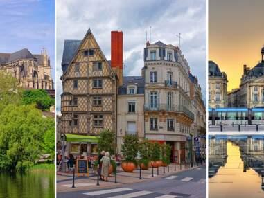 Le top 10 des villes où il fait bon prendre sa retraite