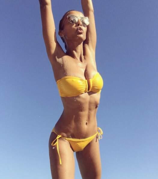 Quand Sonia Rolland ne nous impose pas son corps parfait...