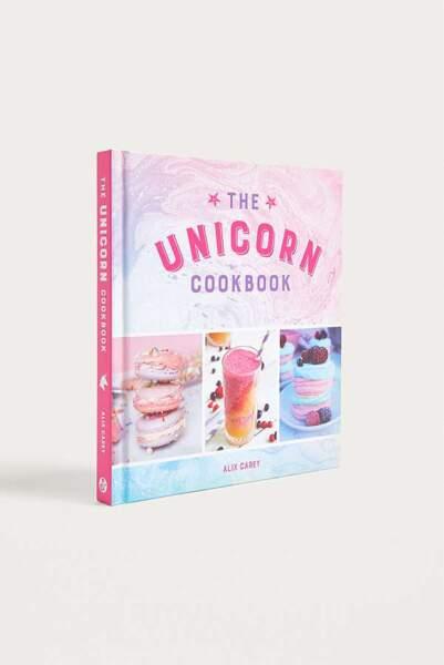 Livre de cuisine recettes magiques pour licornes