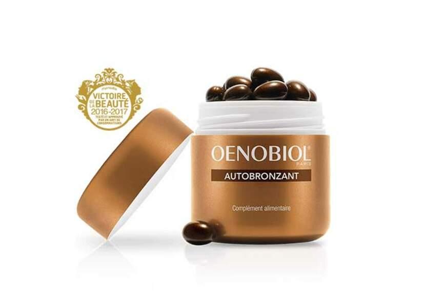 L'autobronzant Oenobiol