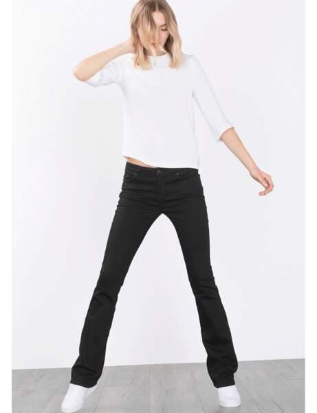 Le jean « all black »